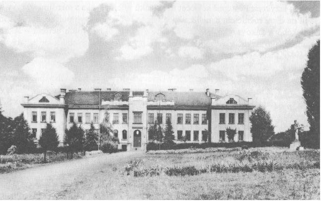 Vyšší sociálně zdravotní škola v Orlové